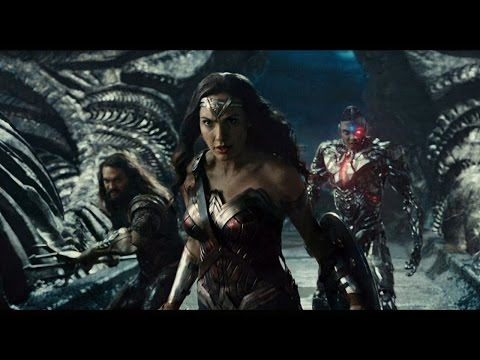 'Justice League' Trailer: Batman Aquaman Wonder Woman and More Come Together