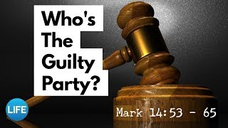 Who's The Guilty Party? Part 1 | April 7, 2019
