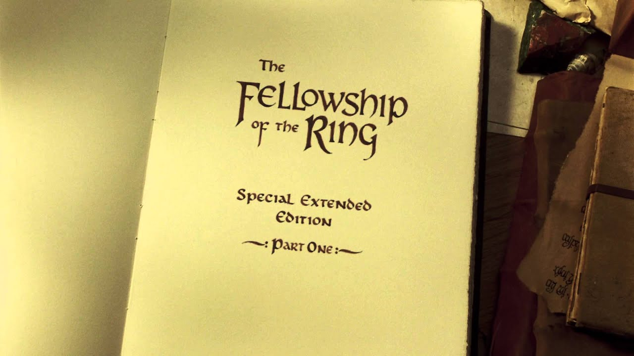 The Lord of the Rings: The Fellowship of the Ring ...