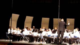 Stephenson Advanced Band II - District Evaluation/March 29, 2013