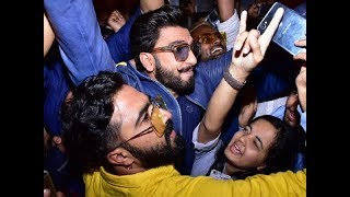 Ranveer Singh's GRAND ENTRY At Simmba Trailer Launch   FANS Gone Crazy #Simmba