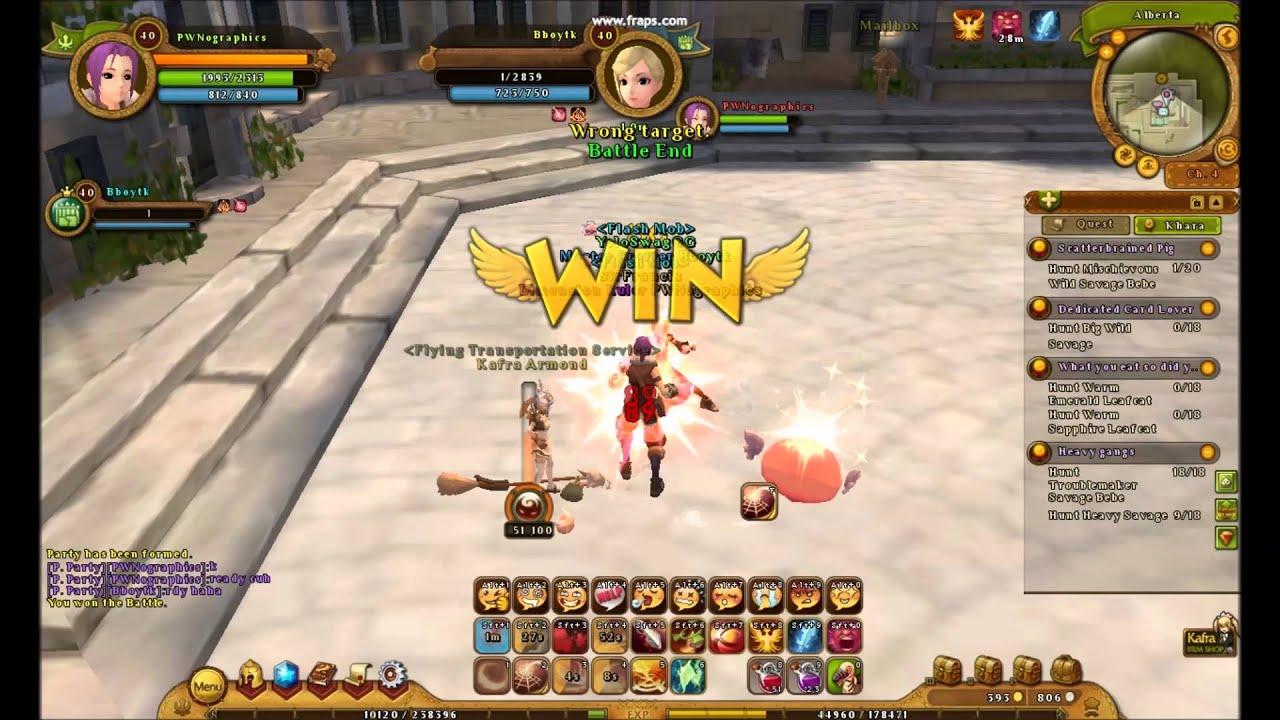ragnarok online 2 pvp warrior vs monk youtube
