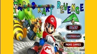 Mario Kart Revenge - Happy Kids Games and Tv - Free Online Games