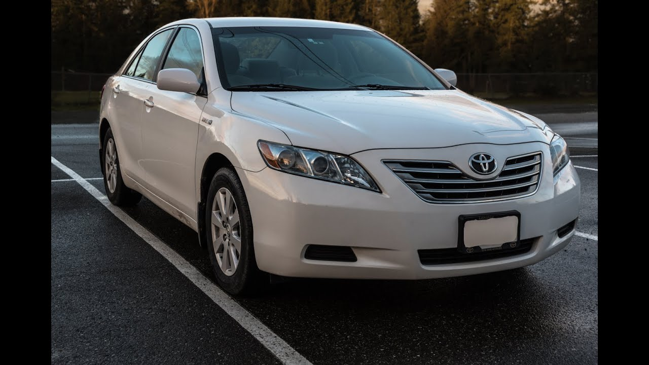 2008 Toyota Camry Hybrid Review