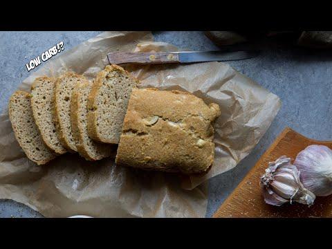 keto-garlic-bread- -the-most-flavorful-keto-bread-recipe!