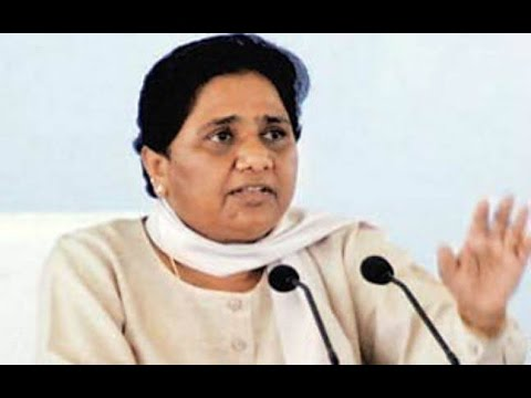 Mayawati alleges UP Government over CCS Degree College
