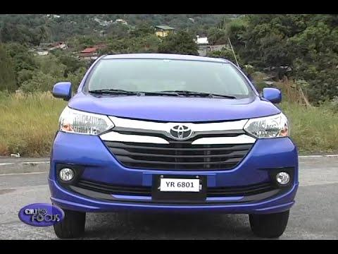 2015 Toyota Avanza - Review