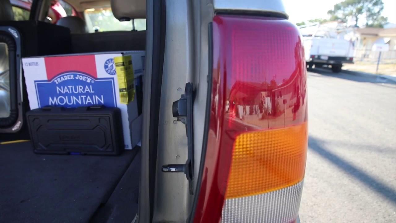 Jeep Grand Cherokee 2000 Brake Light Fix Help Needed