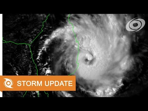 Cyclone Dineo strikes Mozambique - Update 4 (15/02/2017, 15:00 UTC)