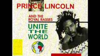 Prince Lincoln & The Royal Rasses - Whopping Good Vibration and Whopping Good Dub