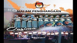 Video MALAM PENGHARGAAN PILKADA BATANG 2017 Dimeriahkan Oleh QASIMA Group Qosidah Dangdut dari Magelang download MP3, 3GP, MP4, WEBM, AVI, FLV Desember 2017