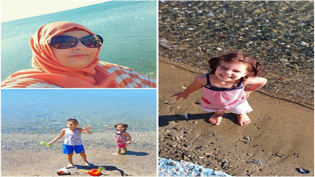 سافرنا الى محافظة بعيدة 🚎🏊♂️ وزنوبة تسولف وي البحر 🌊🤣