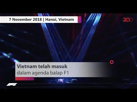 Resmi! Vietnam Gelar Balap Formula 1 pada 2020 Mp3