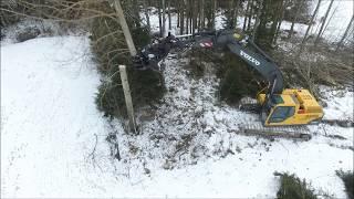 JAK 400 Energy Wood Grapple(, 2018-02-07T19:32:44.000Z)