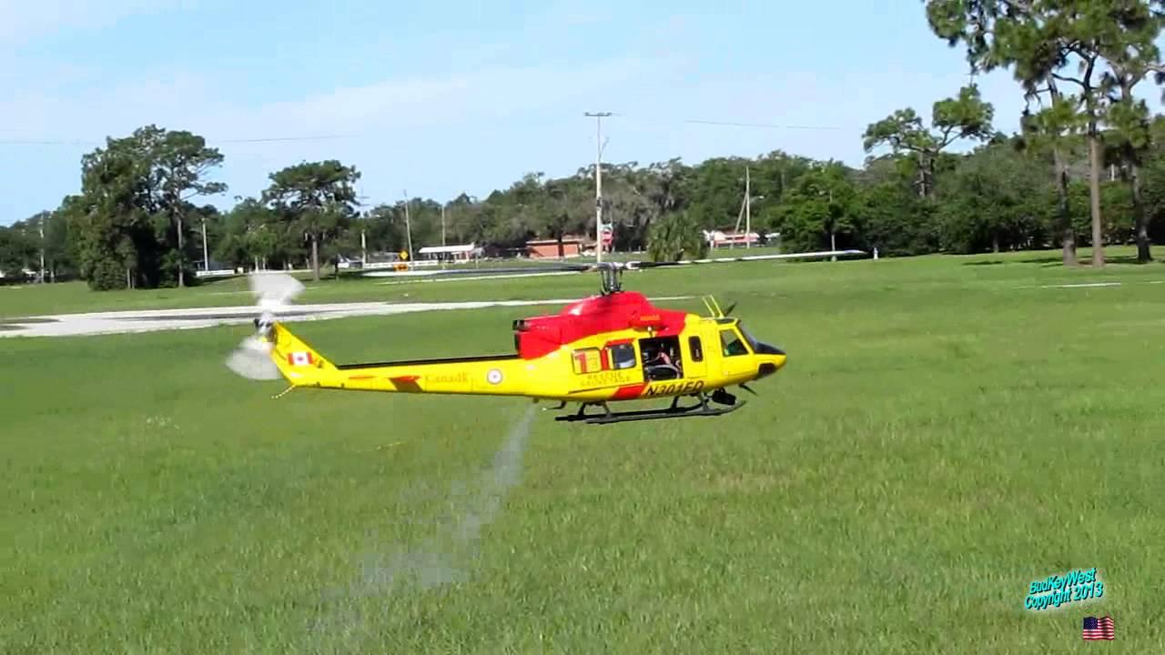 RC Nitro Helicopter - Nice Flight 2 - YouTube on
