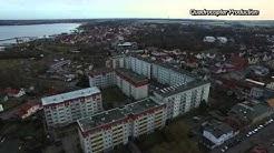 Flug von Bestwood in Ribnitz Damgarten bis zur Boddenklinik