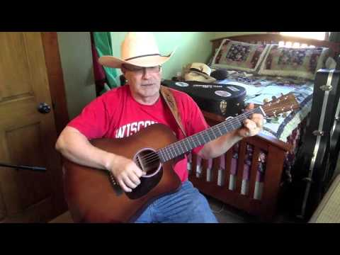 1804 -  Marina Del Ray  - George Strait vocal & acoustic guitar cover & chords