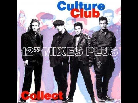 Culture Club - Miss me blind RARE 12 mix plus dj Kelton edit 14 February 1984