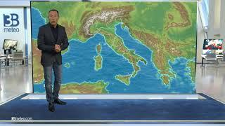 Previsioni meteo Video per giovedì, 21 ottobre