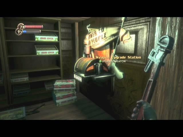 BioShock - Weapon Specialist
