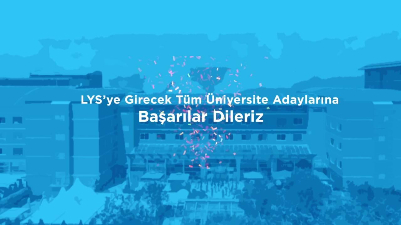 Beykent Üniversitesi  - LYS 2016