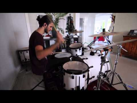 Ancient Waters - Fit For a King (Drum Cover)