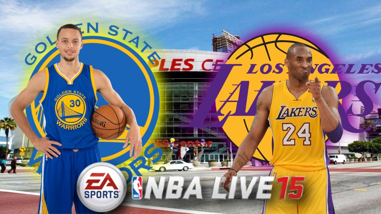 NBA Live 15 Xbox One| NBA Finals Thoughts| Warriors Vs ...