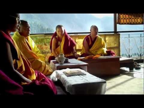 Tibetan Buddhist Meditation Tour Of Dharamsala, India