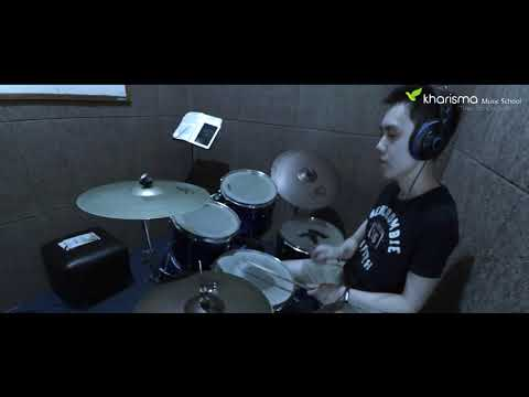 RUMAH KITA  ( Indonesian Voices ) drum cover by DAVID