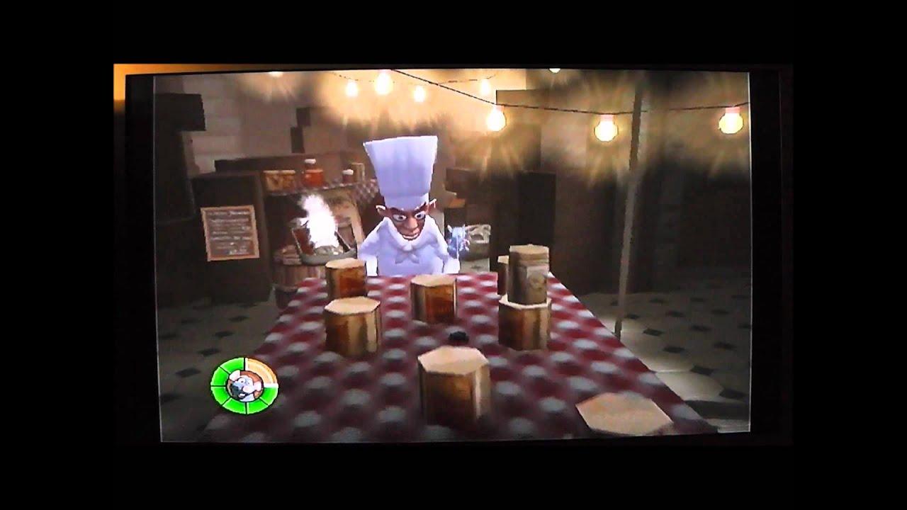 disney pixar ratatouille the movie game the city