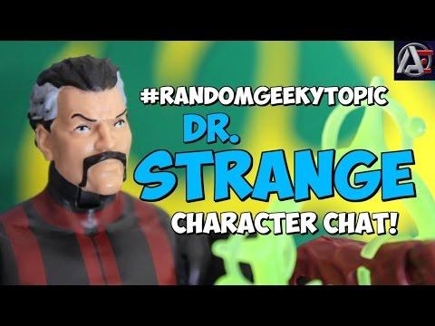 Dr. Strange Character Chat - #RGT