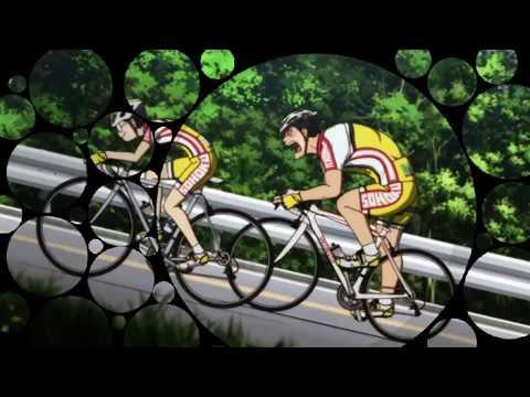 Love hime  Onoda et Tadokoro yowamushi pedal