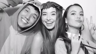Download RonRon confirm - Twin my heart w/Merrell twins, Couple Halloween costumes and facemasking at night Mp3 and Videos