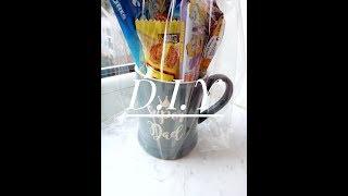 d.I.Y: Как красиво упаковать чашку!