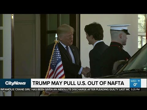 Will Trump pull out of NAFTA?