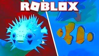 Roblox - FISH LIFE SIMULATOR!! -Roblox Fisch Simulator 🎮