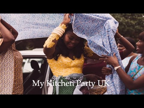 My Kitchen Party UK (voice over) : Traditional Zambian Wedding