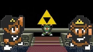 I'm in a Zelda Game! thumbnail