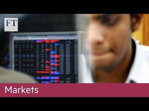 Overseas investors turn away from Indian stocks