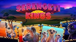 SERENGETI KINGS (NETENT) ONLINE SLOT