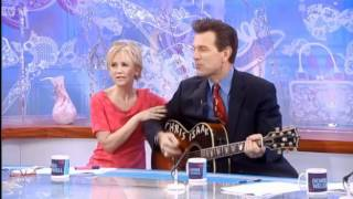 Chris Isaak Interview Loose Women 2012