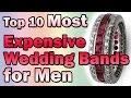 Most Expensive Wedding Bands for Men | Nfx fashion Tv