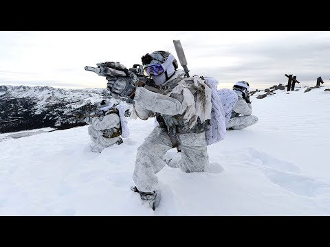 ARCTIC IS RUSSIA: Russian Northern fleet performs amphibious drills in Arctic waters