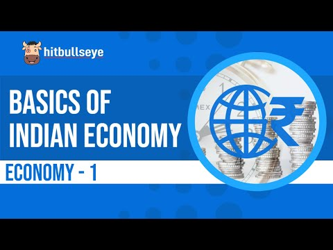 Basics of Indian Economy