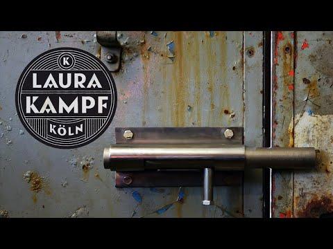 How To Make A Very Big Door Lock