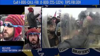 Capitol Violence: AFO #328