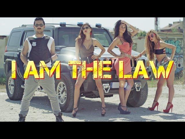 Sak Noel - I Am The Law (Official Video)