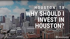 Why Invest in the Houston, Texas Real Estate Market?
