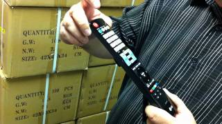 How Reset Your Tv Remote Control