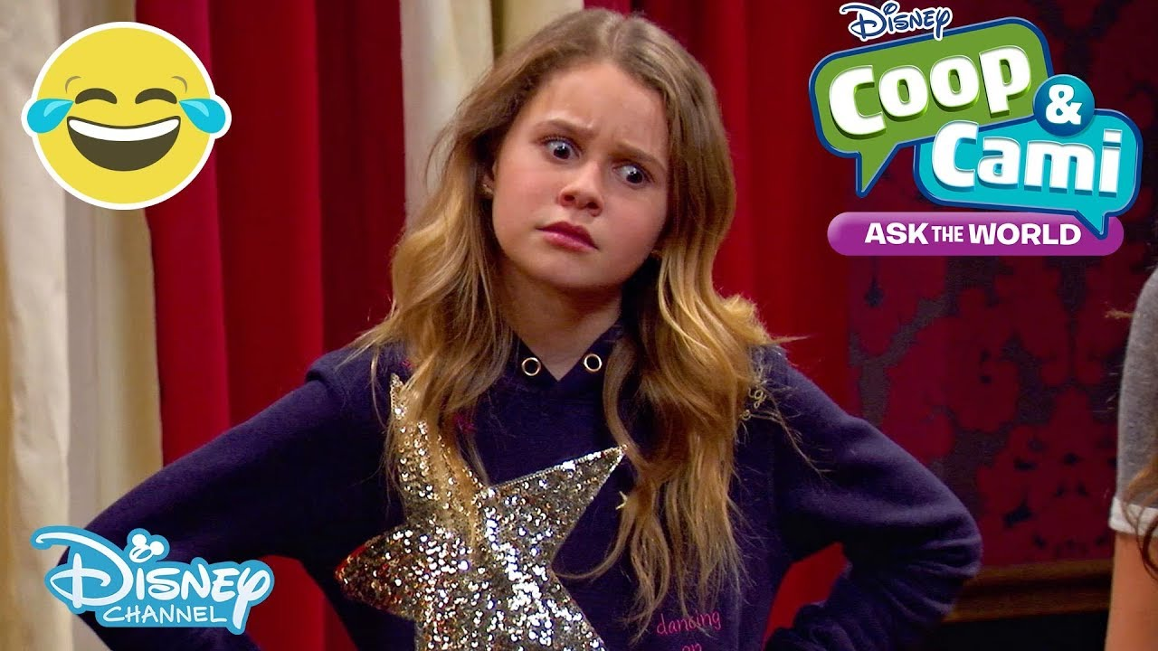 Download Coop and Cami | SNEAK PEEK: The Escape Room 👀 | Disney Channel UK